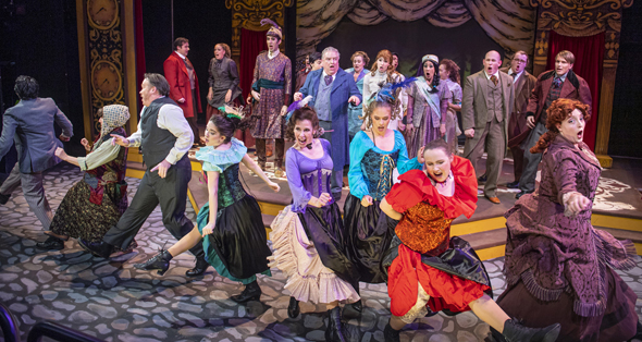 cast of Drood